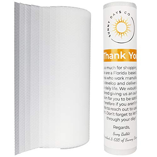 Refrigerator Liners for Shelves Washable Liners – 9 pc Washable Refrigerator Liners, Shelf Liners for Glass Shelves, Drawers, Kitchen Cabinet Liner, Tables, Reusable, Clear Plastic Placemat