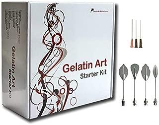 Gelatin Art Starter Kit With Tools (1)