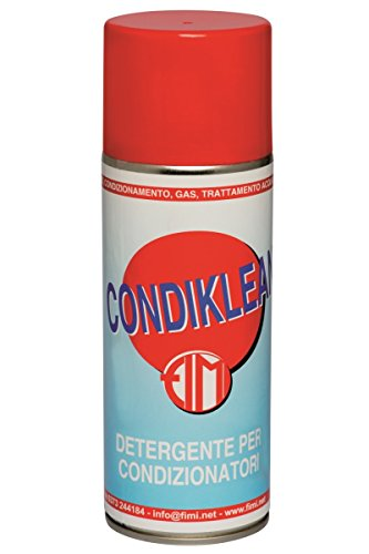 FIMI Condiklean 400 ml Detergente schiumogeno per condizionatori