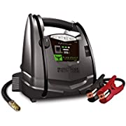 Schumacher FR01240 650A 12V Jump Starter with Air Compressor