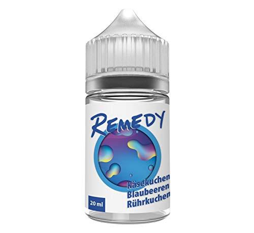 White and Fluffy ® e-Liquid FLAVOUR SHOTS Shake-and-Vape für Ihre e-Zigarette, 0,0 mg Nikotin, 20ml (REMEDY)