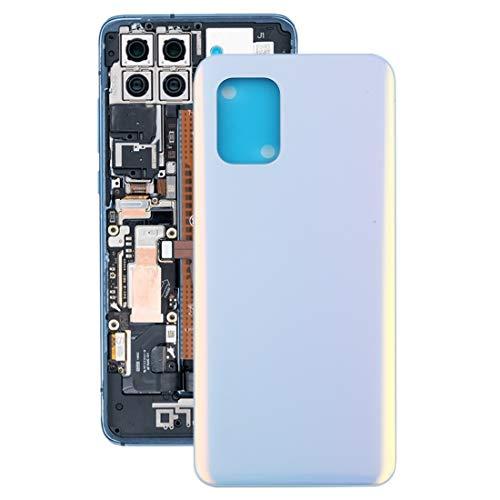 Tapa Trasera Reemplazar Tapa Trasera de la batería for Xiaomi MI 10 Lite 5G / (Color : White)