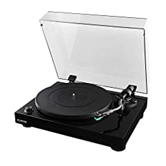 PURE ANALOG LISTENING EXPERIENCE - Premium components allow this high fidelity belt driven turntable to recreate the performance the way the artist intended HIGH PERFORMANCE CARTRIDGE - The Audio Technica AT95E featuring a diamond elliptical tipped s...