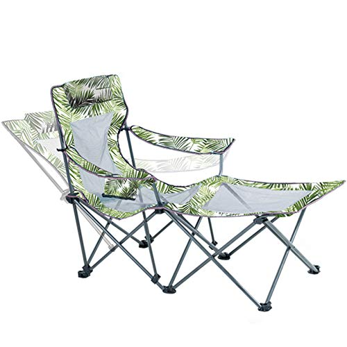 TITLE_Armor Castle Camping Chair With Footrest