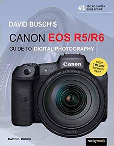 David Busch's Canon EOS R5/R6 Guide to Digital Photography (The David Busch...