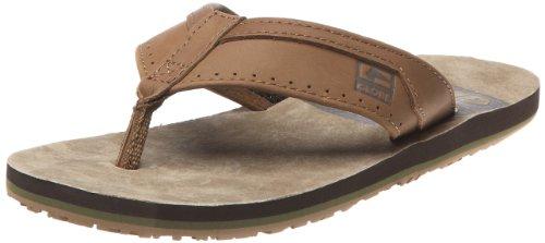 Globe Base, Zapatos de Playa y Piscina Hombre, Marrón-Braun (Tobacco/Choco), 39 EU