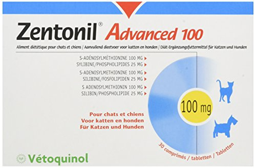 Zentonil Advanced 100-30 Tabletten