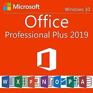 مايكروسوفت اوفيس office 2019 المهنية
