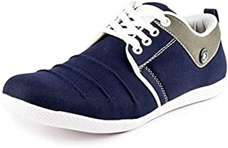 Freedom Daisy Men's Canvas Casual Sneakers
