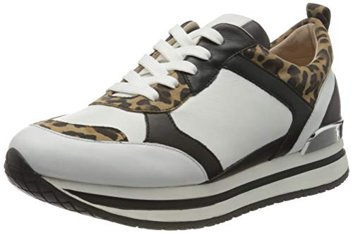 Gerry Weber Shoes Damen California 01 Sneaker, Mehrfarbig (Weiß-Kombi 001), 42 EU