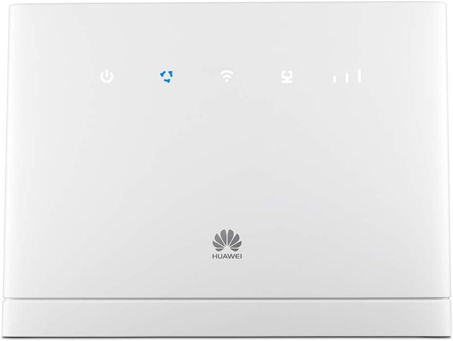 Huawei B315s 22 Weiss 4g Lte Tdd Wlan Router 150mbit Computer Zubehör