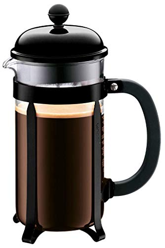 Bodum Chambord French Press Coffee Maker, 34 Ounce, Black