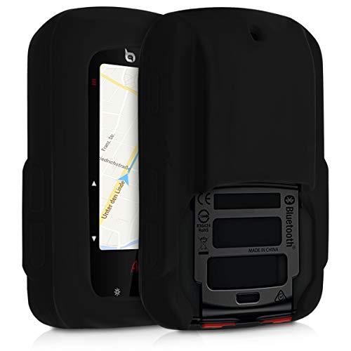 kwmobile 対応: Bryton Aero 60 ケース - シリコン GPS サイクルコンピュータ カバー - 自転車 ナビ 保護ケース