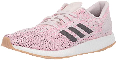 adidas Women's Pureboost DPR Running Shoes, True Pink/Carbon/Orchid Tint, 8.5 M US