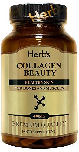 Collagen 400mg 90 Capsules | Herb's | Premium Quality