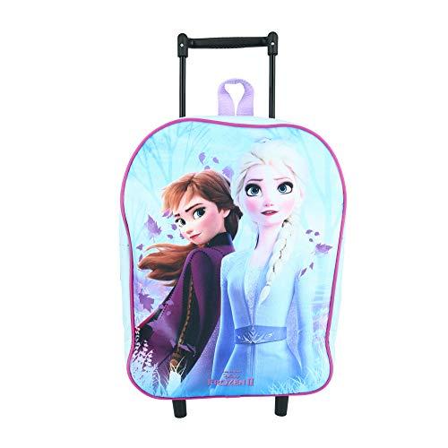 Disney Frozen II - Trolley per bambini Magical Journey con Elsa e Anna