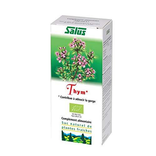 Schoenenberger - Thymiansaft, Naturreiner Heilpflanzensaft - 200 ml