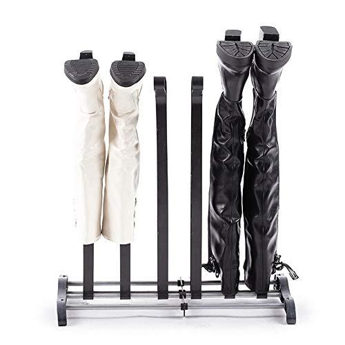 SEGIBUY Boot Butler Standing Boot Rack schoon te maken uw vloer ruimtebesparend, Houd laarzen in vorm