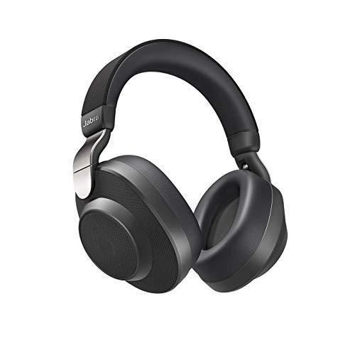 Jabra Elite 85h - Auriculares Inalámbricos Over-Ear, Cancelación Activa de Ruido, Batería de Larga Duración para Llamadas y Música, Negro Titanio