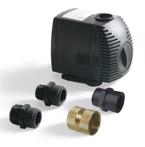 Algreen 500GPH Rain Barrel Pump Kit