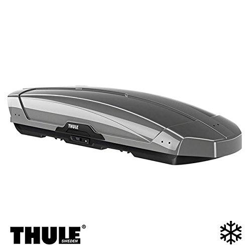 Coffres de toit Thule Thule Motion XT XXL Titan Glossy