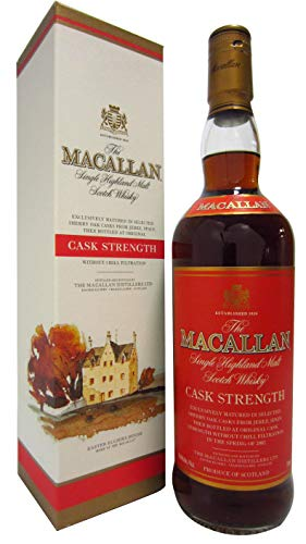 Macallan - Cask Strength Red Label (USA Release) - Whisky