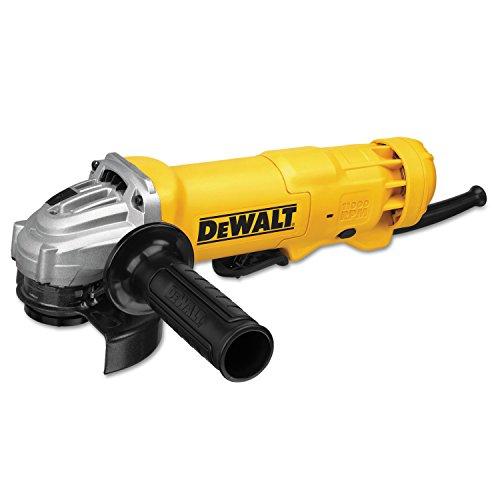 DEWALT Angle Grinder Tool, 4-1/2-Inch, Paddle Switch, 11 -Amp (DWE402G)