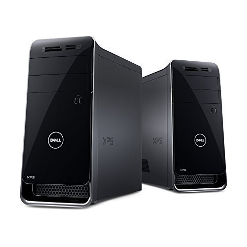Dell XPS 8900 Desktop - Intel Core i7-6700 6th Generation Quad-Core Skylake up to 4.0 GHz, 32GB DDR4 Memory, 512GB...