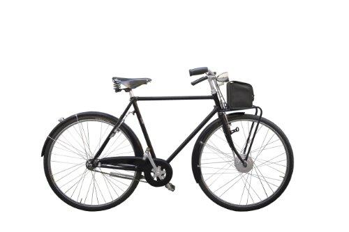 Velorapida Bicicletta elettrica italiana vintage con freni a bacchetta - STYLE MAN