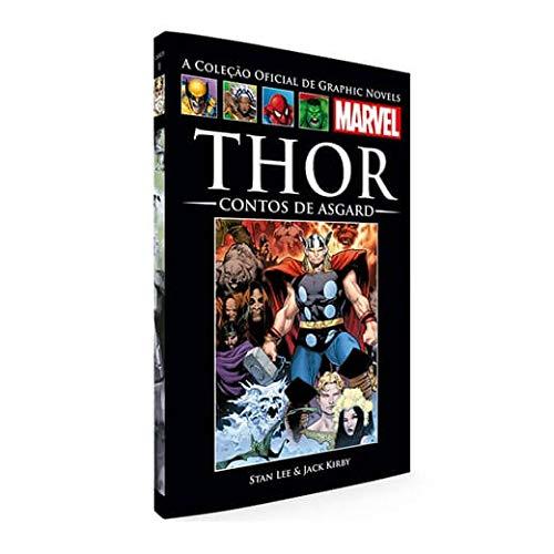 Graphic Novels Marvel Classícos II - Thor - Contos De Asgard