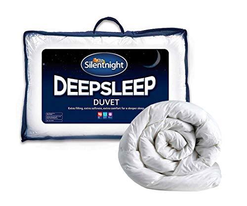 Silentnight Deep Sleep 15 Tog Duvet, Single