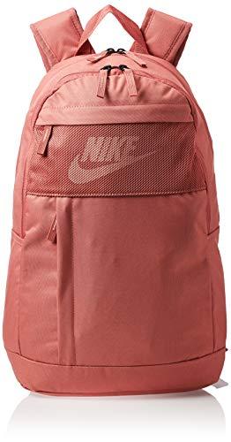 Nike BA5878-689 Rucksack Nk Elmntl Bkpk-2.0 Lbr, Canyon Pink/Pale Ivory, Einheitsgröße Unisex-Erwachsene