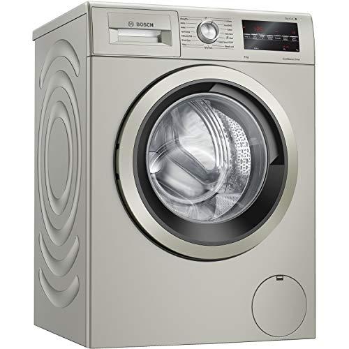 Bosch WAU28TS1GB Serie 6 9kg 1400rpm Freestanding Washing Machine - Silver