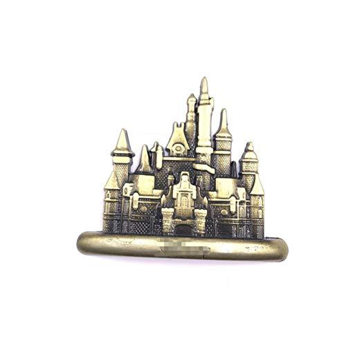 GGZX Welt Souvenirs Kühlschrank Aufkleber Magnetic DubaiAmerica Österreich Wien Venedig Metallmagnet Kühlschrank Flaschenöffner, Shanghai Paradies