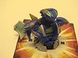 Aces Knight Percival! Bakugan New Vestroia Toys!