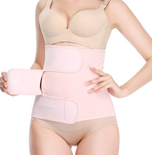 C Section Recovery Belly Band Postpartum Recovery Body Shaper Post Csection Belly Binder After Baby...