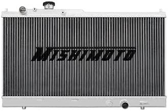 Mishimoto MMRAD-PRO-03 Mazda Protege Performance Aluminum Radiator, 1999-2003, Silver