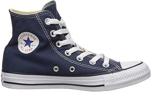 Converse Chuck Taylor All Star, Zapatillas altas Unisex adulto, Azul (Navy), 41