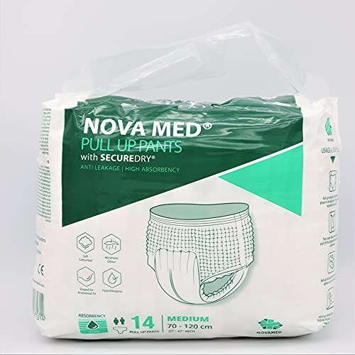Pañales para incontinencia de Novamed