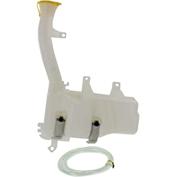 Garage-Pro Washer Reservoir for NISSAN SENTRA 2007-2012 Assembly with Pump Inlet and Cap