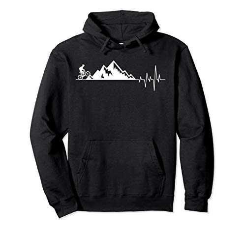 funny for Mountain Bike Heartbeat for MTB Bikers