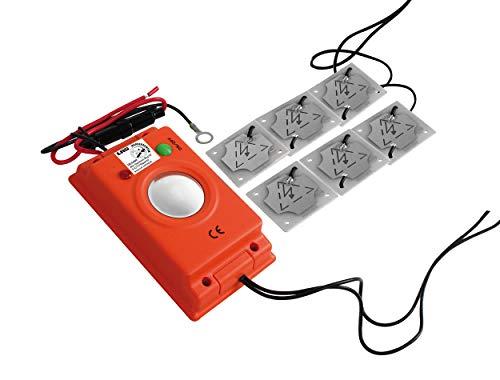 LAS 16269 Marder-Abwehrgerät Hochspannung & Ultraschall