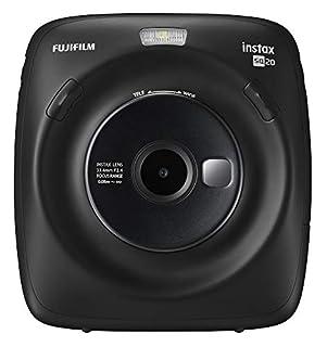 Fujifilm Instax Square SQ20 Hybrid Digital/Instant Film Camera, Matte Black (B07HRGB6GP) | Amazon price tracker / tracking, Amazon price history charts, Amazon price watches, Amazon price drop alerts