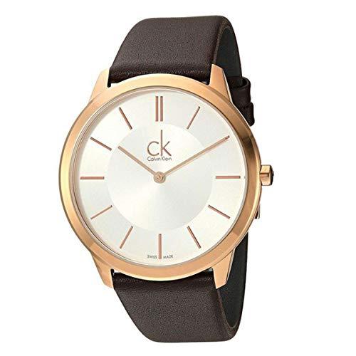 Calvin Klein K3M216G6 - Reloj analógico de Cuarzo (Unisex)