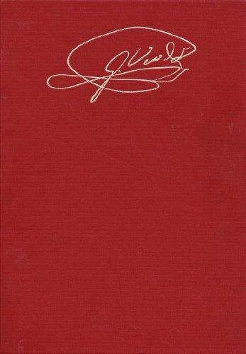 Luisa Miller: Melodramma Tragico in Three Acts/Melodramma Tragico in Tre Atti Di (Works of Giuseppe Verdi, Band 15)