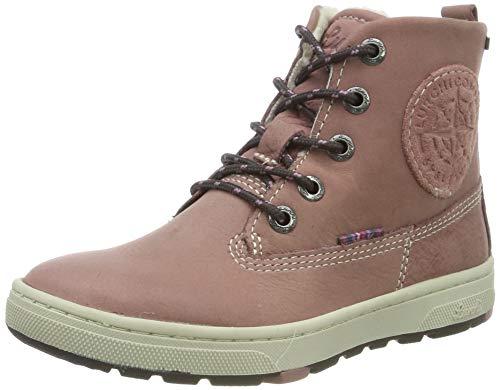 Lurchi Doug-TEX Chukka Boots, Rot (Dk Oldrose 43), 36 EU