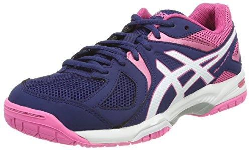 ASICS Damen Gel-Hunter 3 R557Y-4901 Sneaker, Mehrfarbig (Blue 001), 40 EU