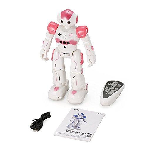 Preisvergleich Produktbild Ballylelly-JJR / C Roboter,  JJR / C R2 RC Roboter-Spielzeug Tanzen Singen Gehen Gestensteuerung USB Charging