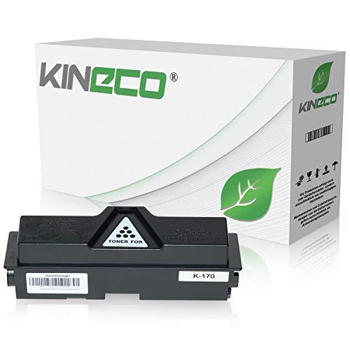 Toner kompatibel mit Kyocera TK-170 TK170 für Kyocera FS-1320D, FS-1370DN, ECOSYS P2135DN, P2100 Series - 1T02LZ0NL0 - Schwarz 7.200 Seiten