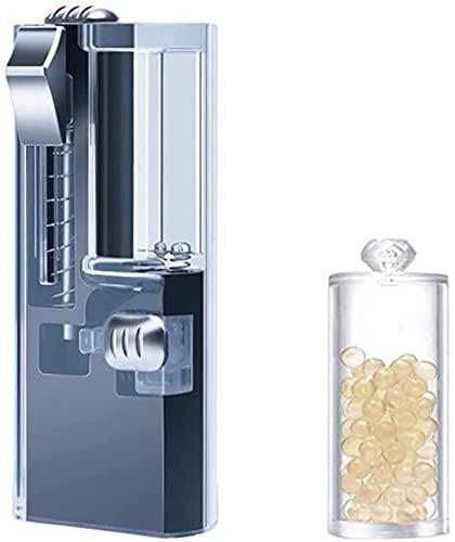 100 hochwertige Minzbällchen   beliebte Kugelkapseln   eingebauter Spender   16 Geschmacksrichtungen-2022 Neuheiten Vorverkauf (Whiskey)